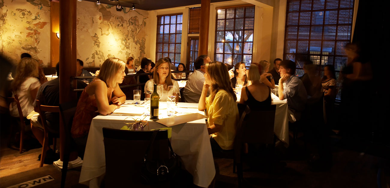 Parties/Private Dining